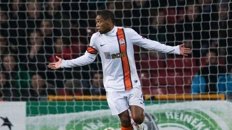 Luiz Adriano: Scored controversial goal against Nordsjaelland
