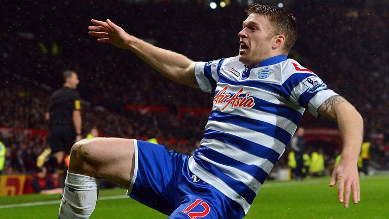 Jamie Mackie: Believes QPR can take plusses from recent matches