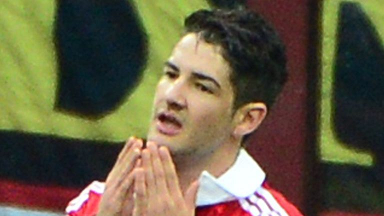 Alexandre Pato: Could be on his way back to Brazil