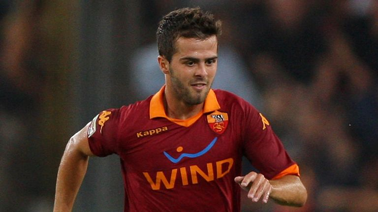 Miralem Pjanic: Being linked with a move to Chelsea in the summer of 2013