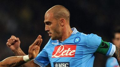 Paolo Cannavaro: Experienced defender is into the last year of his Napoli contract