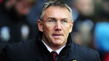 Nigel Adkins: Proud of Southampton's progress