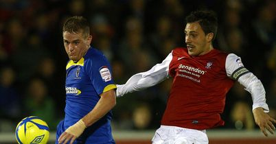Strutton extends Dons stay