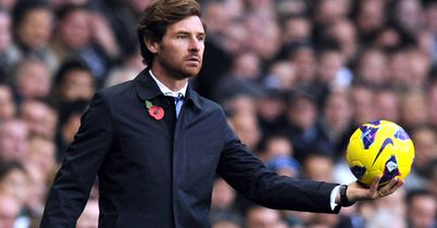 Andre Villas-Boas: Will take in his first north London derby on Saturday