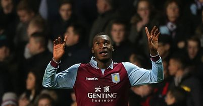Christian Benteke: The striker secured three vital points for Aston Villa