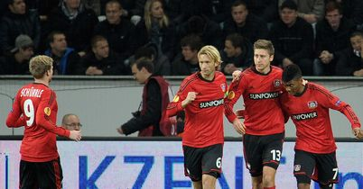 Bayer Leverkusen: Through to last 32 of Europa League