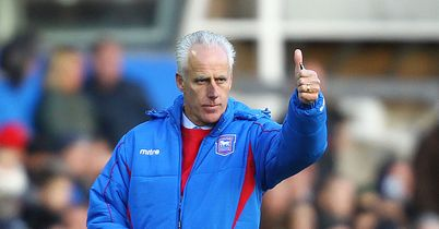 Mick McCarthy: Praised Ipswich's determination in the 2-1 win over Burnley