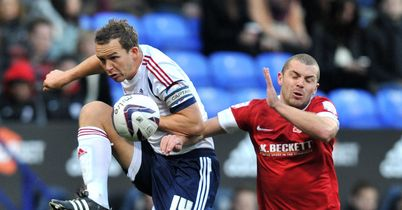 Kevin Davies: Serves one-game suspension