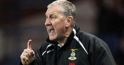 Terry Butcher: Turned down Barnsley to stay with Inverness