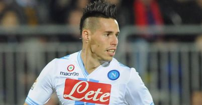 Marek Hamsik: Winning goal for Napoli