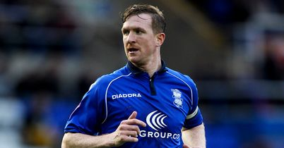 Steven Caldwell: Birmingham skipper on Football League Hour