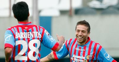Alejandro Gomez: Former Catania winger wants to return to Italy
