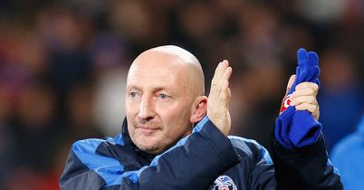 Ian Holloway: Delighted with his Crystal Palace side