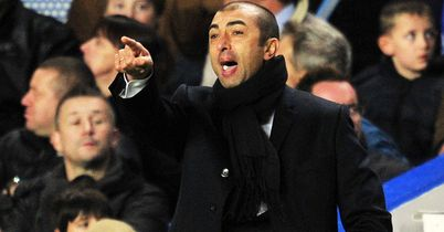 Roberto Di Matteo: Looking to get one past his ex-employers
