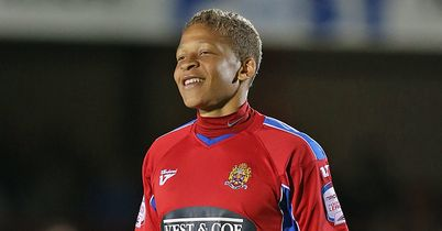 Dwight Gayle: Has been a big hit at Peterborough