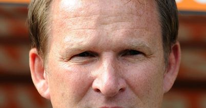 Simon Grayson: Pleased with the chairman's backing