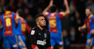 Crystal Palace: Beat Ipswich 5-0 to go top of the Championship
