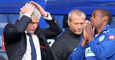 Mark Hughes: Odds-on to be out by Monday