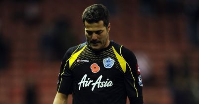 Julio Cesar: Pushing for QPR return