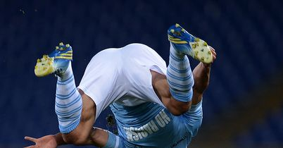 Anderson Hernanes: On target for Lazio in comfortable home win