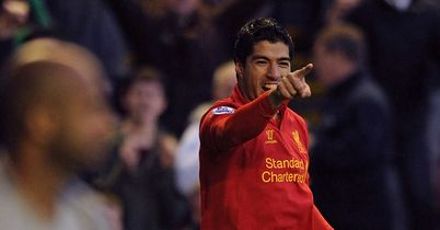 Suarez: a great goalscorer