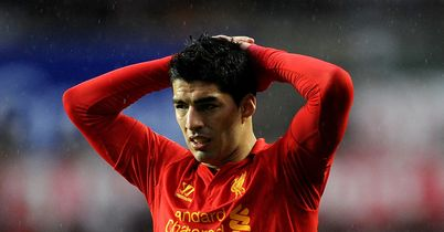 Luis Suarez: Needs to be persuaded Liverpool have Champions League potential