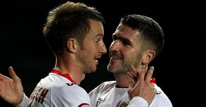 Dean Bowditch: Equalised for MK Dons