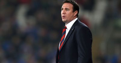 Malky Mackay: Delighted by performance