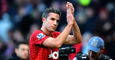 Van Persie: Produced a superb display against former club