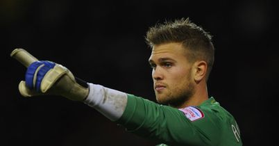 Mikkel Andersen: Reading goalkeeper wants to play somewhere on a regular basis