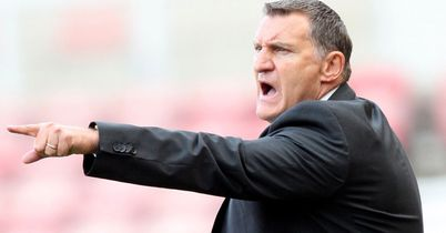 Tony Mowbray: Refused to be critical of his players