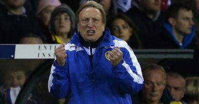 Neil Warnock: Hails the feel-good factor at the club