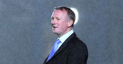 Michael O'Neill: Thought his men deserved more