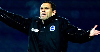 Gus Poyet: Lucky to have kept keeper