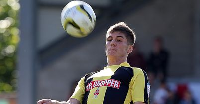 Kiernan: Now on-loan at Brentford