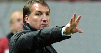 Brendan Rodgers: Looking to guide Liverpool to three points in Europe