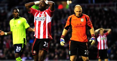 Louis Saha: Striker has been told he can leave Sunderland