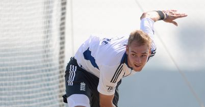 Stuart Broad: Underperformed in Ahmedabad