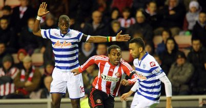 Danny Rose: Bursts past Jose Bosingwa and Samba Diakite