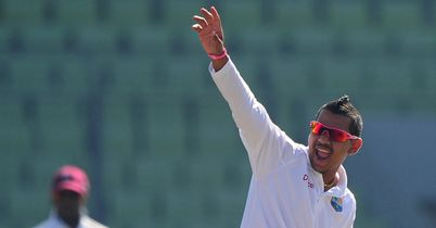 Sunil Narine: West Indies spinner struggled in Test series