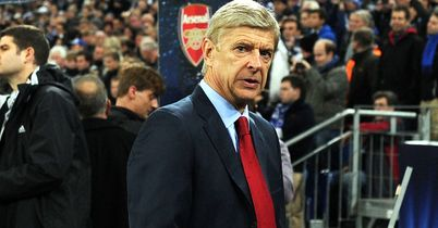 Arsene Wenger: Feels Arsenal were unfortunate not to take three points off Schalke on Tuesday