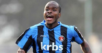 Kelly Youga: First played at Charlton when he arrived in England