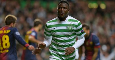 Victor Wanyama: Thrilled with the win over Barcelona