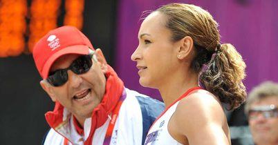 Toni Minichiello: Praise for Jessica Ennis