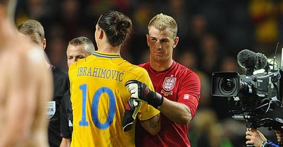 Joe Hart: Not in good form at present