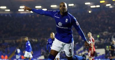 Marlon King: Snatched a late winner for Birmingham