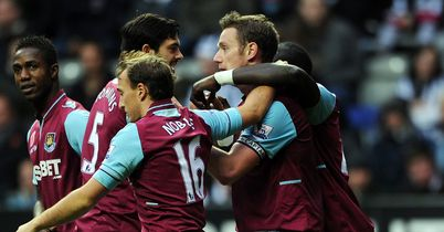 Kevin Nolan: Scored first-half winner