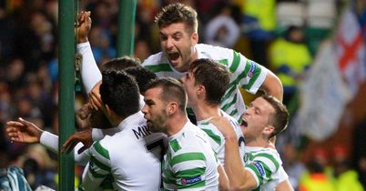 Celtic players: Celebrate their famous win over Barcelona