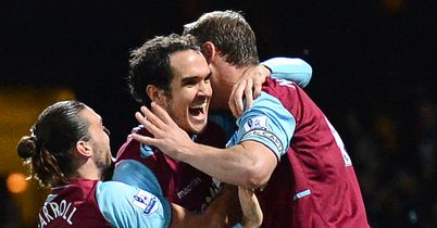 Joey O'Brien: Claims Premier League heavyweights hold no fear for West Ham