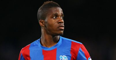 Wilfried Zaha: Denies making claims about Ronaldo and Messi